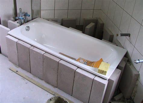 So Setzen Sie Fachgerecht Ihre Neue Badewanne