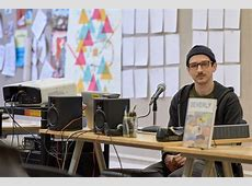 Visiting Artist Nick Drnaso – The Center for Cartoon