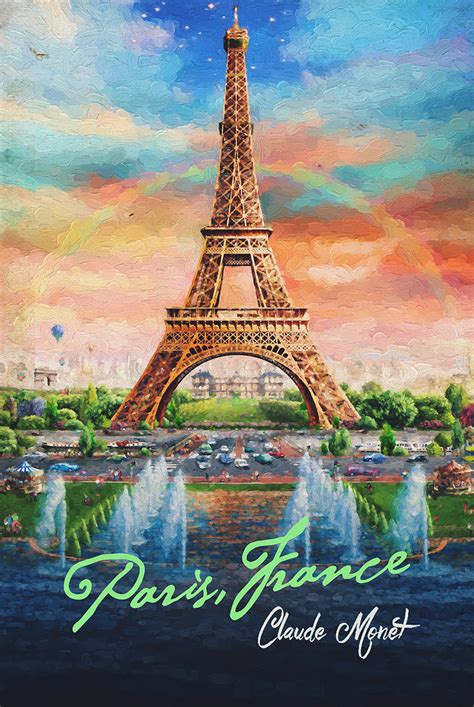 Vintage Travel Posters As Though They Were Made By Famous ...