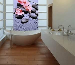 Kleine Bäder Bilder : badezimmer ideen f r kleine b der mit fototapeten ~ Articles-book.com Haus und Dekorationen