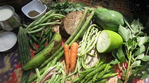 avial recipe aviyal recipe indian village cooking