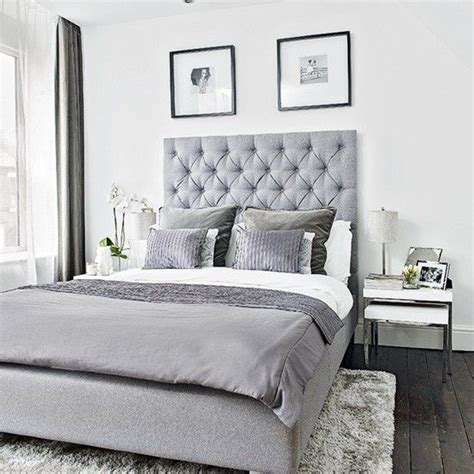 Bedroom Decorating Ideas Upholstered Bed by Grey Bedroom Ideas Grey Bedroom Decorating Grey Colour