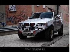 Purpose Built for Fun Tyler Coey's BMW X5 StanceWorks