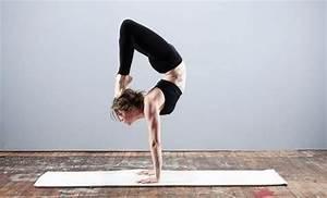 Поза йоги для потенции