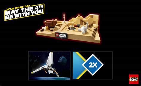 May the 4th 2021 chez LEGO : le détail des offres prévues ...