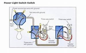 Diagram  Electrical Trying To Add A Light At The End Of A