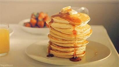 Maple Breakfast Syrup Pancakes Gifs Sweet Wifflegif