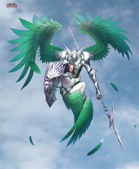 angel, Fantasy Art, Wings Wallpapers HD / Desktop and ...
