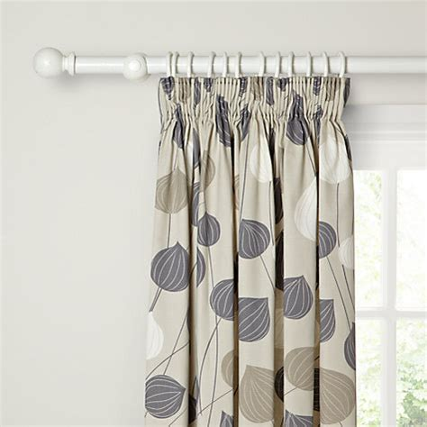buy john lewis lanterns lined pencil pleat curtains john