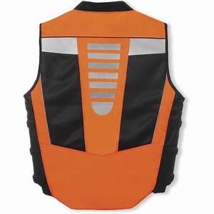Neon Orange Back