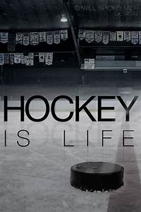 Hockey Is Life I've wanted to make a hockey wallpaper for ...