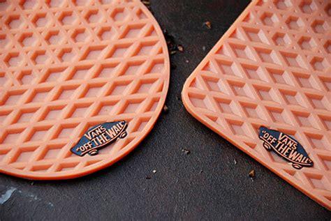 vans   wall waffle sole coasters