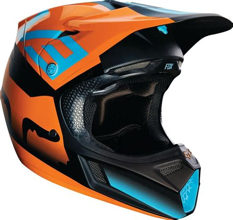 motocross gear closeout 449 95 fox racing v3 shiv mips dot helmet 234804