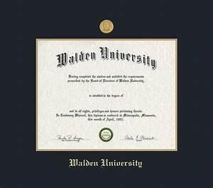 Custom Diploma Frames & Certificate Frames - Framing ...