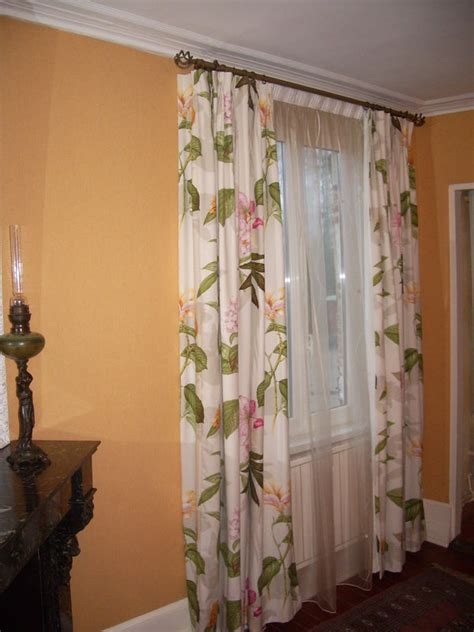 rideaux et voilage marc accary tapisserie d 233 coration literie