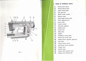 Dressmaker 123 Sewing Machine Manual