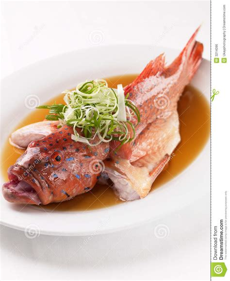 fish chinese steam steamed grouper royalty coral