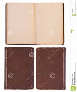 Blank, Old Book Stock Photos - Image: 37364643