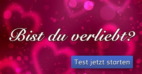 ᐅ bin ich verliebt test