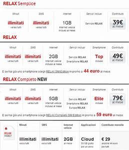 Gefälschte Vodafone Rechnung Per Post : vodafone relax family 3 abbonamenti aggiuntivi a prezzo scontato ~ Themetempest.com Abrechnung
