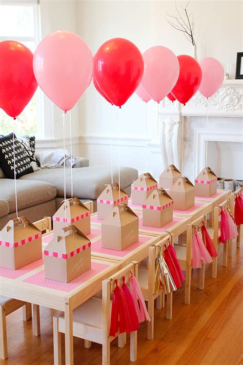 {hello Kitty} Party Ideas For Kids