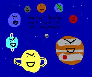 Bullying All the Other Planets Pluto (page 2) - Pics about ...