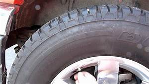 Resetting The Tire Pressure Monitoring System On Your Gmc