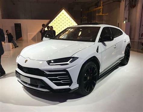 Lamborghini Urus South African Pricing