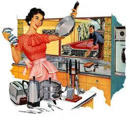 Image result for wife that cooks and cleans