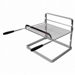 Grille Barbecue Sur Mesure : grille et support pour chemin e ou barbecue mod le luxy ~ Dailycaller-alerts.com Idées de Décoration