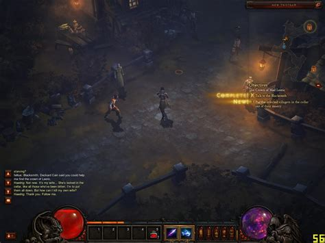 Diablo 200x Image by New Diablo Iii Gameplay Footage And Screenshots