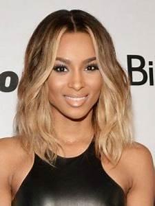 11 Staff Picks For Ciara Blonde Hair Ideas (Ombre Blonde Long & Bob Cuts)