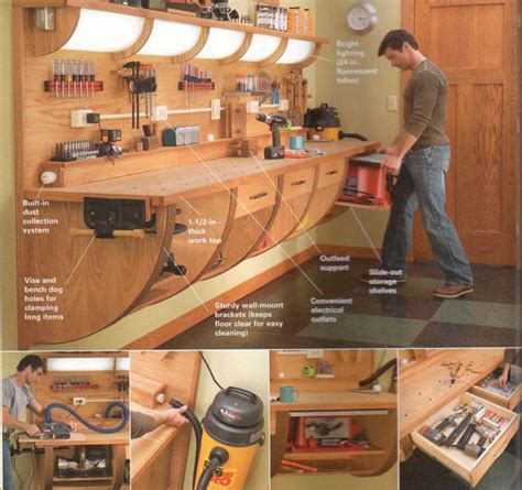 cool ideas  woodshop projects woodworking projects