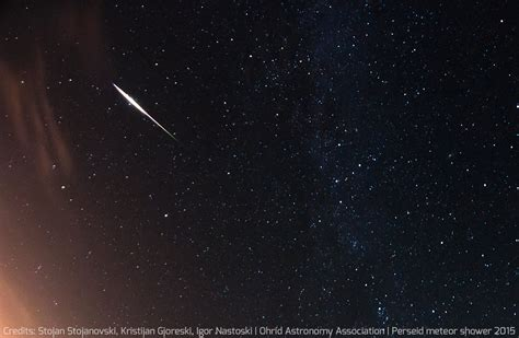 Perseid Meteorite Shower by Perseid Meteor Shower 2018 When Where How To See It