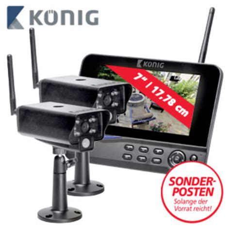 funk überwachungskamera mit monitor funk 220 berwachungskamera system mit 7 lcd monitor sas