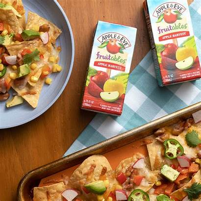 Nachos Veggie Eve Apple Recipe