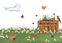 Der Garten Gedicht by Kindergarten Ideen F 252 R Kindergarten Kita Und Schule