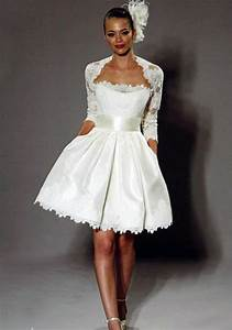 vintage lace short wedding dresses to inspire you sang With short vintage lace wedding dresses