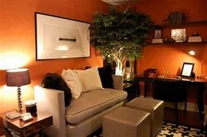 davausnet couleur peinture orange avec des idees With palettes de couleurs peinture murale 9 salon idees peinture amp couleurs sico couleur salon