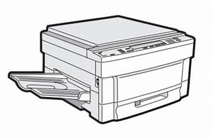 Sharp Sf-1116 Copier Service Repair Manual