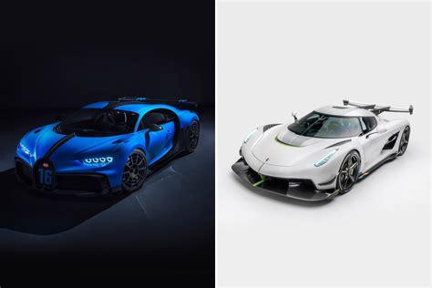 Bugatti chiron vs konigsegg jesko absolut. Design Battle: Bugatti Chiron Pur Sport v Koenigsegg Jesko   CarExpert
