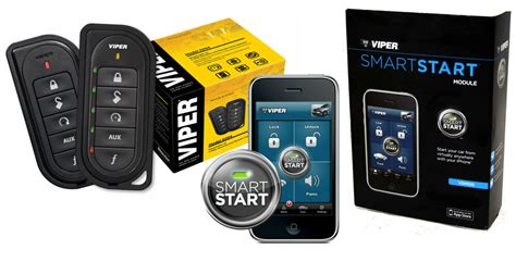 Viper Way Car Alarm Remote Start With