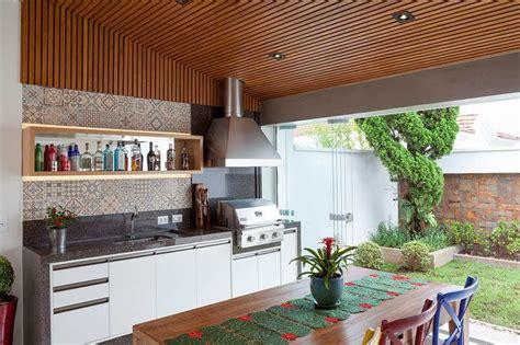 cocinas integradas al patio  ideas fabulosas casa