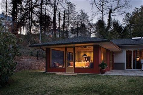 ideas   sunroom    ranch style house  love    ties