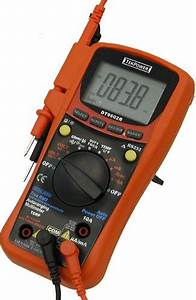 Best Digital Multimeter For Rv Motorhome And Camper