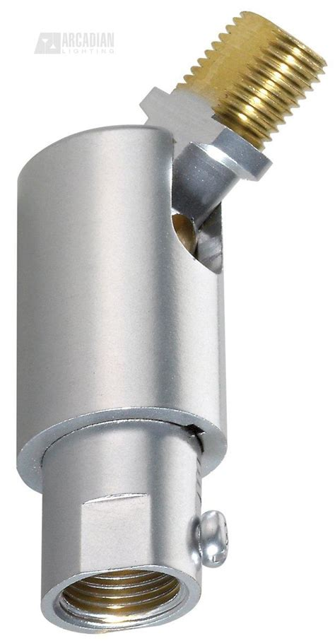Sloped Ceiling Adapter For Chandelier by W A C Lighting Sk14s Flexrail1 Flexrail2 Sloped Ceiling