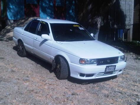 nissan sunny old model modified 1990 nissan sunny iii b13 pictures information and