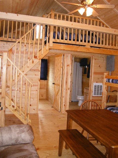 cabins spook cave campground