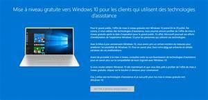 Comment Avoir Windows 10 Gratuit : windows 10 reste gratuit mais pour certains utilisateurs tech numerama ~ Medecine-chirurgie-esthetiques.com Avis de Voitures
