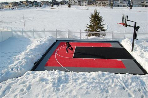 amazing home basketball courts